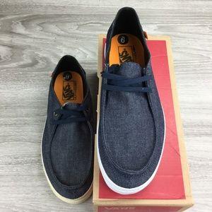 Vans Denim Rata Vulc SF Shoes